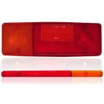 Klosz lampy tylnej WE551L LEWY (05)