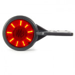 Lampa LED obrysowa przednio-tylna 12V/24V (513BC)