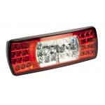 Lampa LED zespolona tylna 4 funkcje 12V 24V L9004