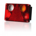 Rear lamp 6 functions trailer RIGHT (115)