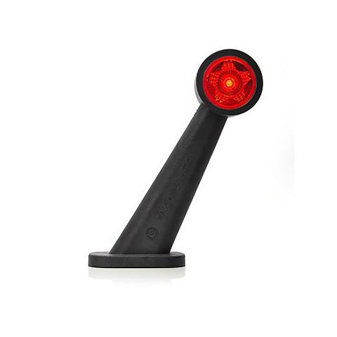 Lampa LED obrysowa przednio-tylna LEWA (875L)