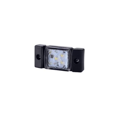 Lampa LED obrysowa biała (LD140)