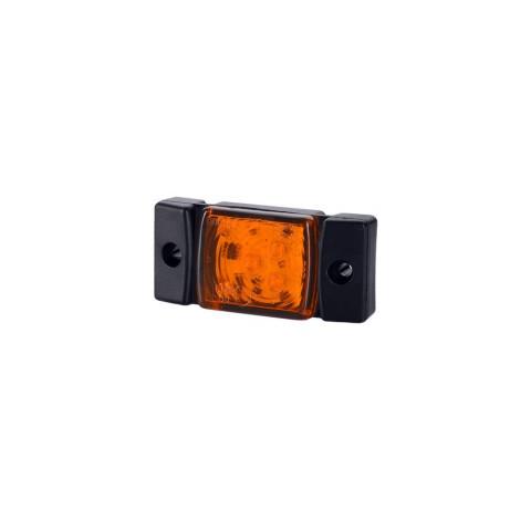 Lampa LED obrysowa pomarańczowa (LD141)