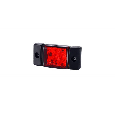 Lampa LED obrysowa czerwona (LD142)
