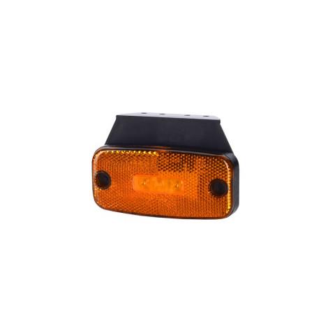Lampa LED obrys. podwieszana pomarańczowa (LD180)