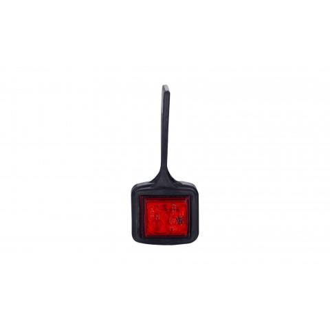 Lampa LED obrys. przed-tyl wisząca LEWA (LD430/L)