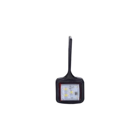 Lampa LED obrys. przed-tyl wisząca PRAWA (LD430/P)