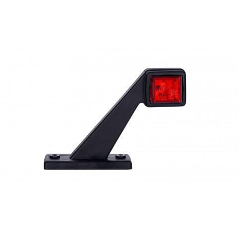 Lampa LED obrysowa przed-tyl krótka LEWA (LD433/L)