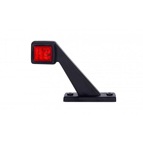 Lampa LED obrys. przed-tyl krótka PRAWA (LD433/P)