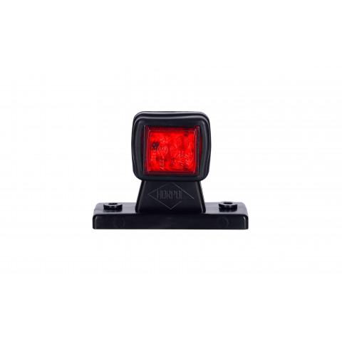 Lampa LED obrys. przed-tyl prosta PRAWA (LD450/P)