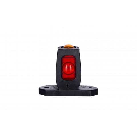 Lampa LED obrys. przed-tyl krótka potrójna (LD534)