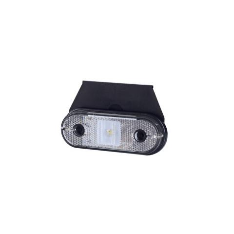Lampa LED obrysowa biała wisząca (LD623)