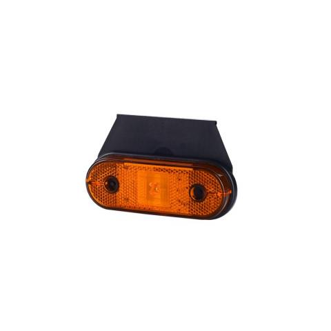 Lampa LED obrysowa pomarańczowa wisząca (LD624)