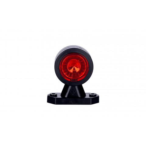 Lampa LED obrysowa przednio-tylna krótka (LD721)
