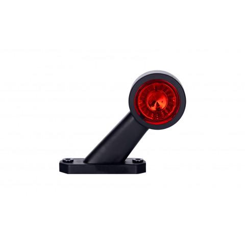 Lampa LED obrysowa przed-tyl krótka LEWA (LD725/L)