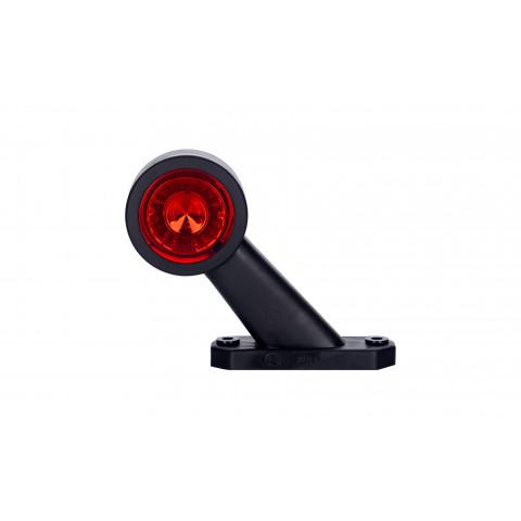 Lampa LED obrys. przed-tyl krótka PRAWA (LD725/P)