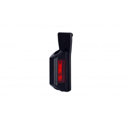 Lampa LED obrysowa P-T wisząca LEWA (LD731/L)