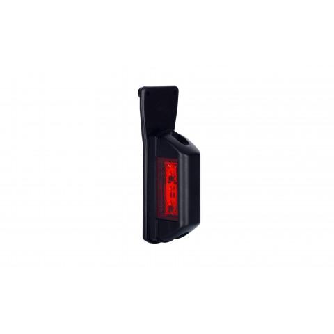 Lampa LED obrysowa P-T wisząca PRAWA (LD731/P)