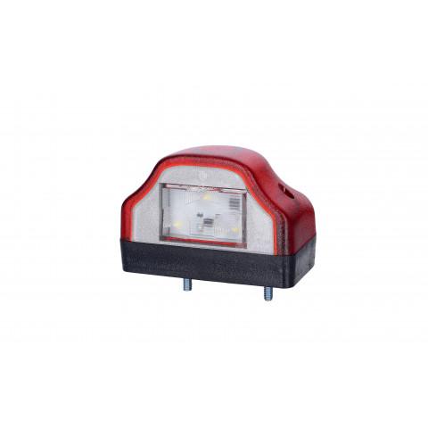 Lampa LED światło tablicy rejestracyjnej (LTD232)
