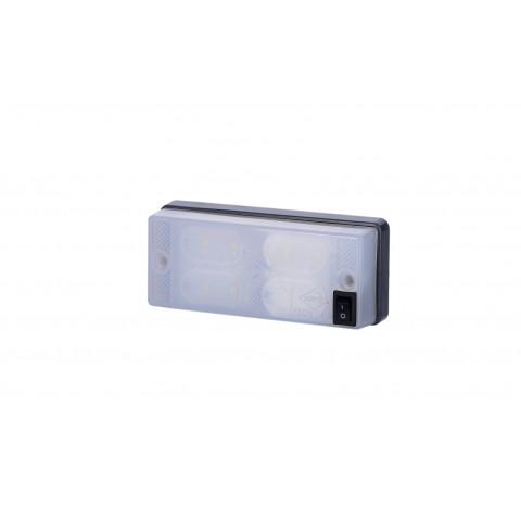 Lampa LED oświetlenia wnętrza prostokątna (LWD658)
