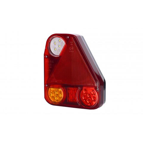 Lampa LED zespolona tylna trójkąt PRAWA (LZD774)