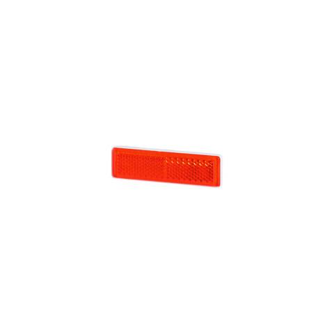Odblask przyklejany czerwony 69x19 (UO089)