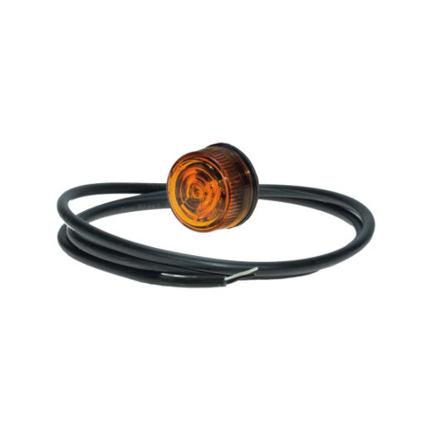 Lampa LED obrysowa boczna PRO-PENNY 12/24 40002001