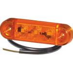 Lampa LED obrysowa boczna PRO-SLIM 24V 40044001