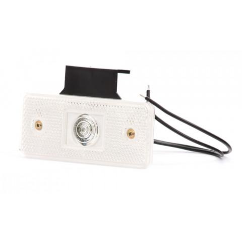 Lampa LED zespolona obrysowa przednia W17D (105Z)