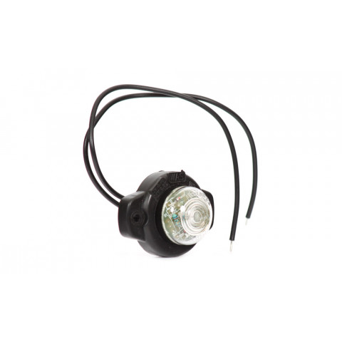 Lampa LED obrysowa przednia W24 (129)