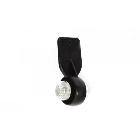 Lampa LED zespolona obrysowa przednio-tylna (125)