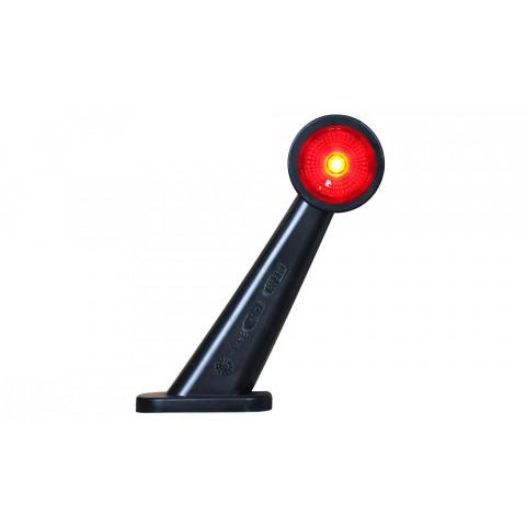 Lampa LED obrysowa przednio-tylna LEWA (295BCL)