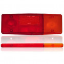 Rear lamp cover lens WE551P RIGHT (06)