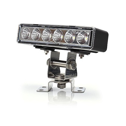 LED working lamp rectangular W123 (865)