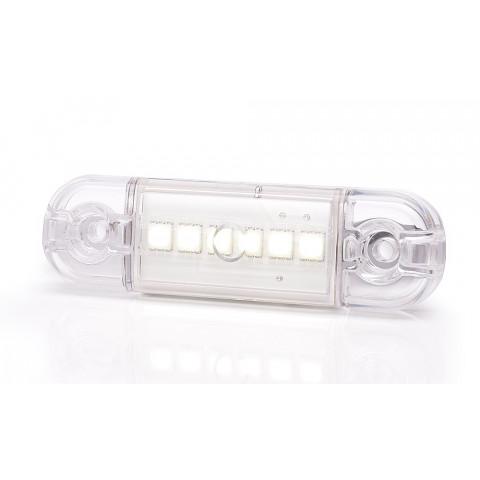 Lampa LED oświetlenia wnętrza SLIM 24V (725)