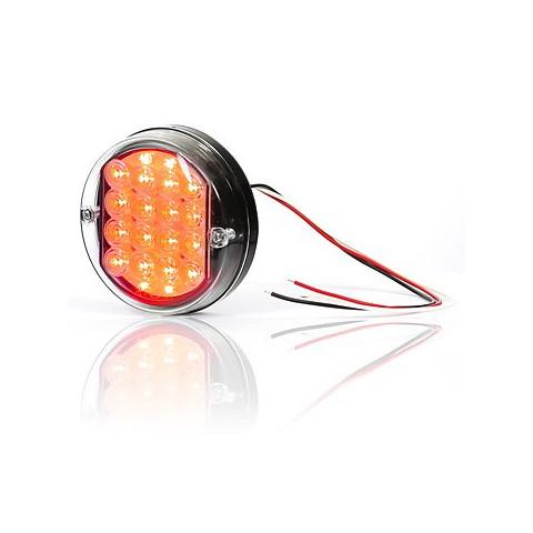 Lampa LED zespolona tylna 2 funkcje W30 (167)