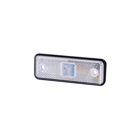 1x LED Vordere LKW PKW Anhänger Umrissleuchte Begrenzungsleuchte 12V-24V LD525