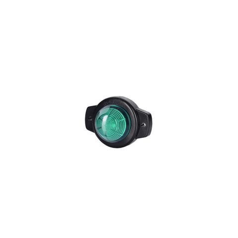 Lampa LED ozdobna pojedyncza zielona (LD510)