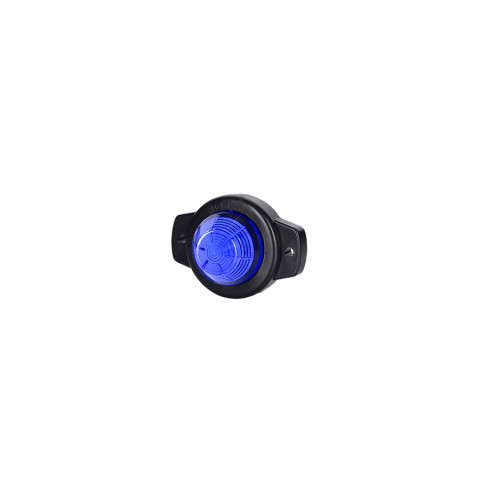 Lampa LED ozdobna pojedyncza niebieska (LD509)