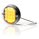 LED rear direction indicator lamp (170)