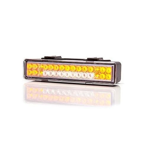 Lampa LED zespolona przednia kierunkowskaz (707)