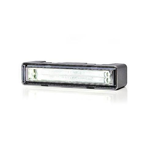 Lampa LED do jazdy dziennej prostokątna (799)