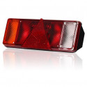 Multifunctional rear lamp 6 functions 24V LEFT (106)