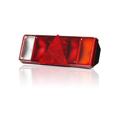 Multifunctional rear lamp 6 functions 24V RIGHT (107)