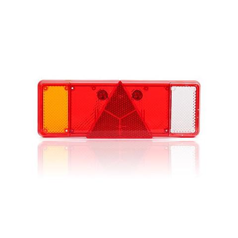 Multifunctional rear lamp COVER 24V LEFT (108)