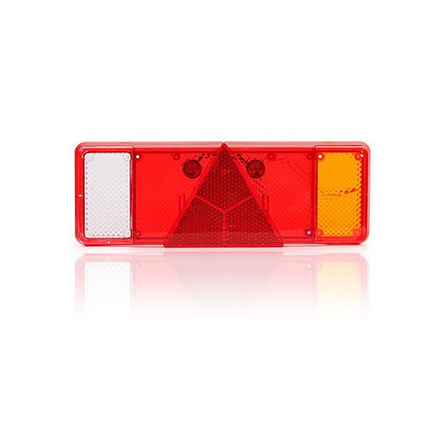 Multifunctional rear lamp COVER 24V RIGHT (109)