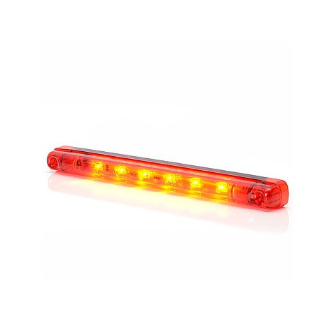 Lampa LED hamowania 6LED 12V-24V (682)