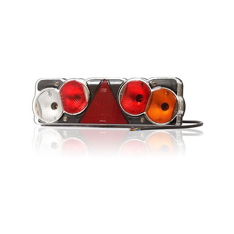 Multifunctional rear lamp 6 functions RIGHT (249)
