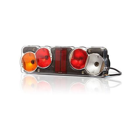 Multifunctional rear lamp 7 functions 12V LEFT (254)