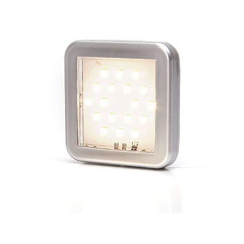 LED interior lighting square lamp 24V (990)